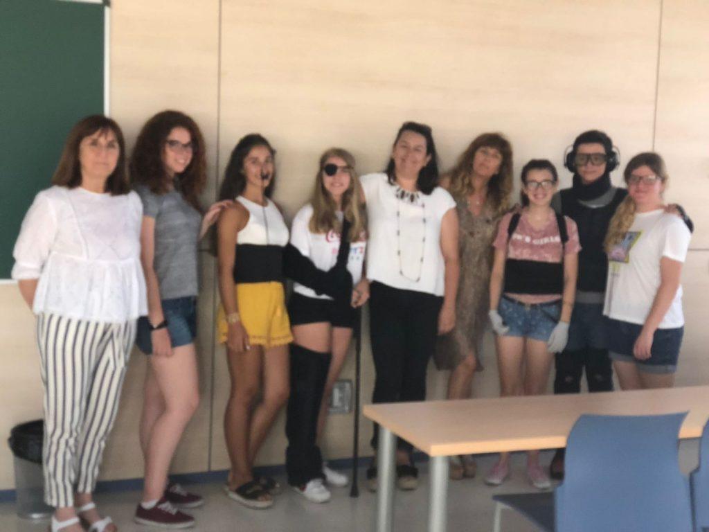 Clausura del Campus Científico de verano