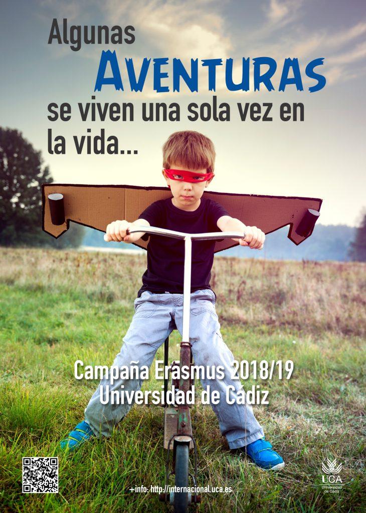 Convocatoria de Ayudas de Movilidad Europea para Estudiantes de Grado