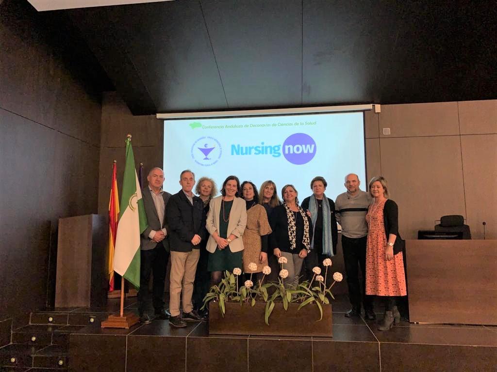 Acuerdo de la Conferencia Andaluza de Decanos y Decanas de Ciencias de la Salud para la modificación del Título de Graduado/a en Enfermería.