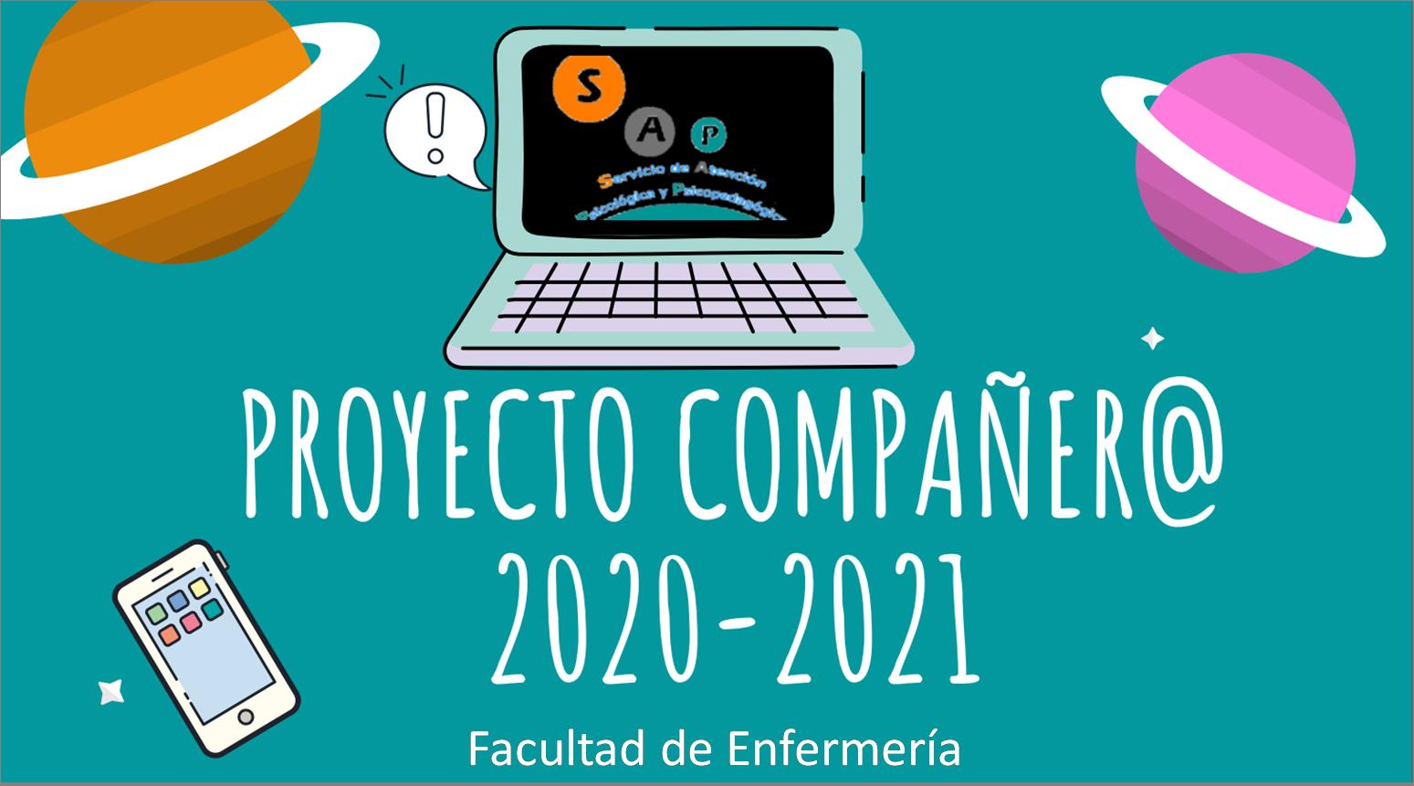 Apúntate. Proyecto Compañero 2020-2021