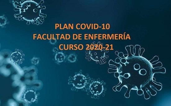 IMG Plan COVID-19 Facultad Enfermería. Curso 2020-21