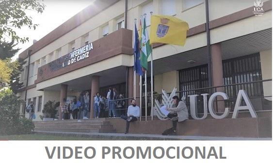 IMG VÍDEO PROMOCIONAL: Facultad de Enfermería de Algeciras de la Universidad de Cádiz, tu sitio!
