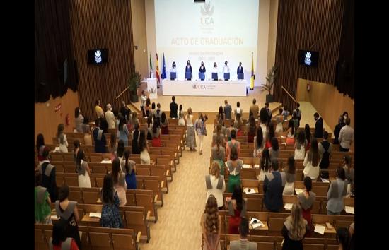 IMG Acto de Graduación. Facultad de Enfermería 2017-2021